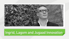 Grandma Ingrid, Lagom and Innovation Futurist Thoughts